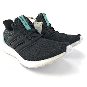 Adidas Mens Ultraboost 4.0 Parley Running Shoes